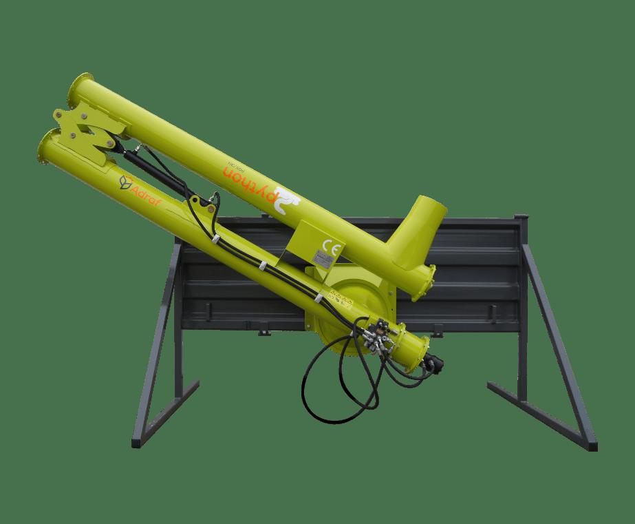Podajnik ślimakowy burtowy hydrauliczny Adraf